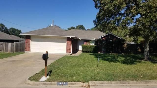 405 Copper Falls Drive, Bryan, TX 77803 (MLS #40802587) :: The Freund Group