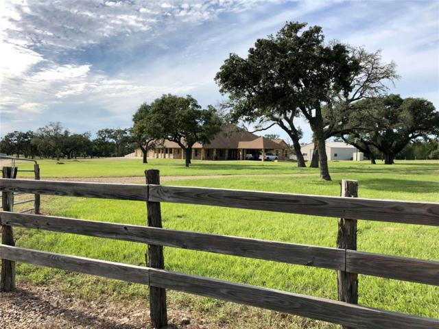 774 County Rd 449, Hallettsville, TX 77964 (MLS #40816094) :: Texas Home Shop Realty