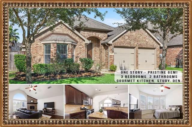 7019 Dewberry Shores Lane, Humble, TX 77396 (MLS #40820359) :: The Jill Smith Team