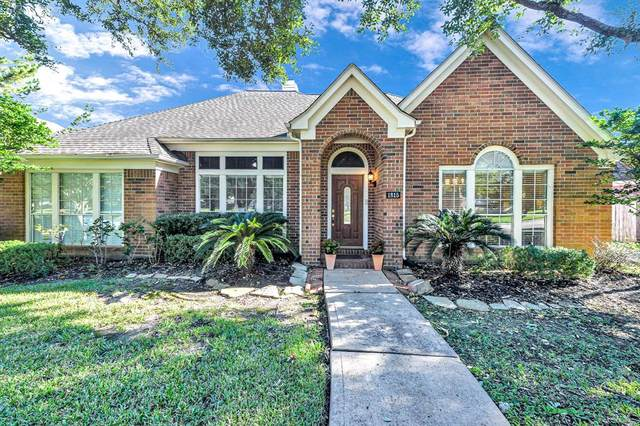 1815 Greenway Village Drive, Katy, TX 77494 (MLS #40836599) :: Texas Home Shop Realty