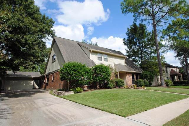 15907 Clearcrest Drive, Houston, TX 77059 (MLS #40840911) :: Caskey Realty