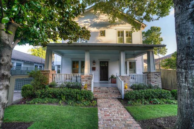 411 Merrill Street, Houston, TX 77009 (MLS #4084383) :: Krueger Real Estate