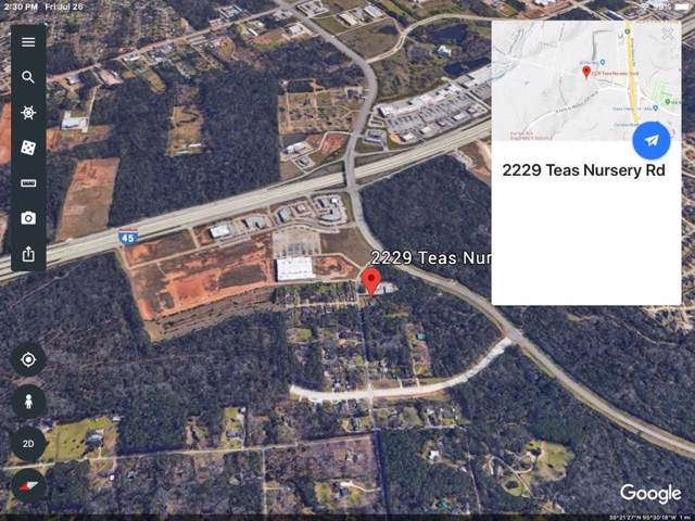 2229 N Teas Nursery Road, Conroe, TX 77304 (MLS #40848481) :: The Parodi Team at Realty Associates