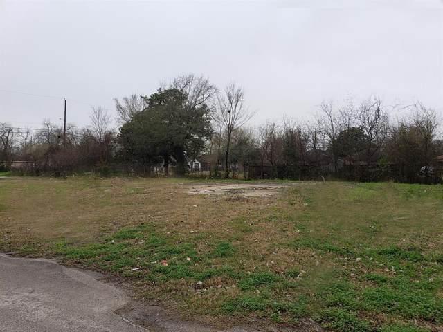 0 Sakowitz Street, Houston, TX 77020 (MLS #40851069) :: My BCS Home Real Estate Group