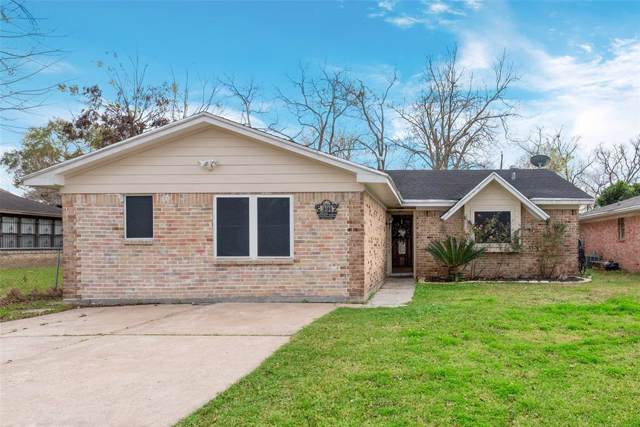 1312 Avenue J, South Houston, TX 77587 (MLS #40851911) :: Texas Home Shop Realty