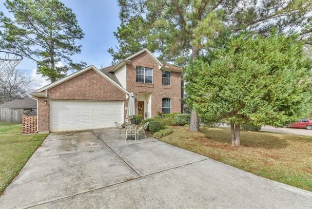 3709 Sunset Circle, Montgomery, TX 77356 (MLS #40871620) :: Ellison Real Estate Team