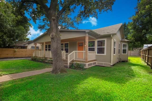 4515 Edison Street, Houston, TX 77009 (MLS #40877455) :: Caskey Realty