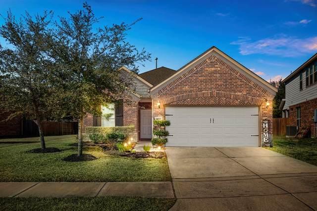 16641 Conner Creek Lane, Houston, TX 77044 (#40884930) :: ORO Realty