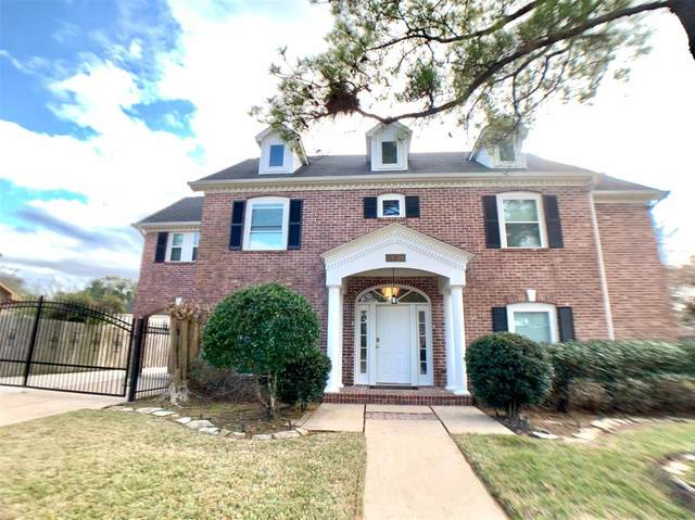 15031 N Rock Knoll Drive, Houston, TX 77083 (MLS #40894838) :: My BCS Home Real Estate Group