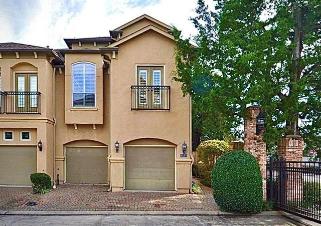 6235 Sutherland Square, Houston, TX 77081 (MLS #40901911) :: Homemax Properties