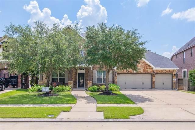 5719 Spring River Lane, Fulshear, TX 77441 (MLS #40918729) :: The Property Guys