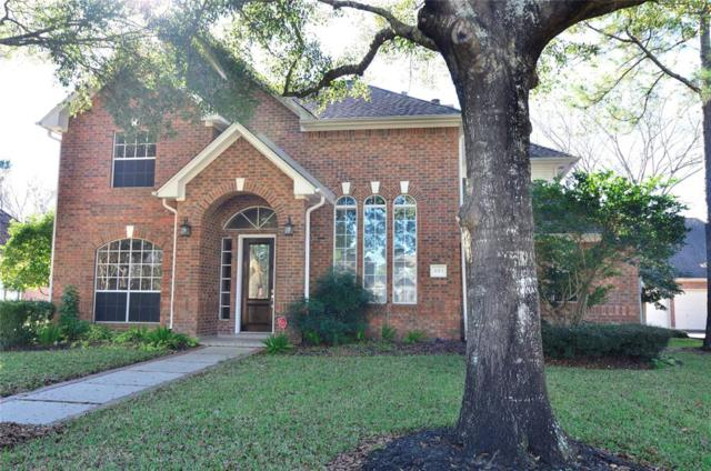351 Creekside Drive, League City, TX 77573 (MLS #4092085) :: The Home Branch