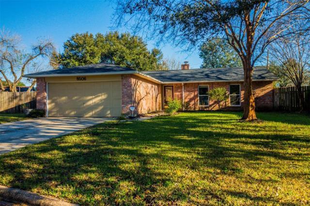 8506 Riverside Walk Lane, Houston, TX 77064 (MLS #40921323) :: Texas Home Shop Realty