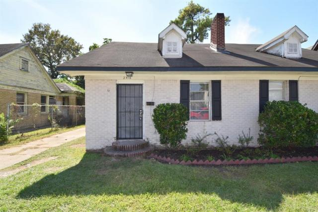 2414 Isabella Street, Houston, TX 77004 (MLS #40922794) :: Magnolia Realty