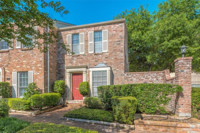 6489 Burgoyne Road #45, Houston, TX 77057 (MLS #4092356) :: Magnolia Realty