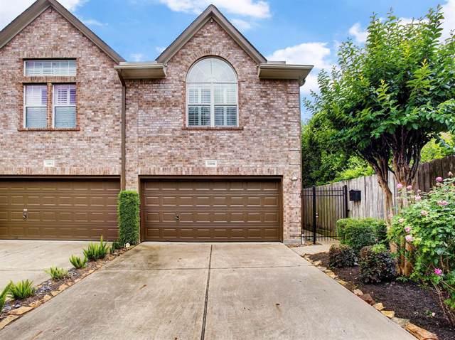 3309 W Lamar Street B, Houston, TX 77019 (MLS #40934257) :: Green Residential
