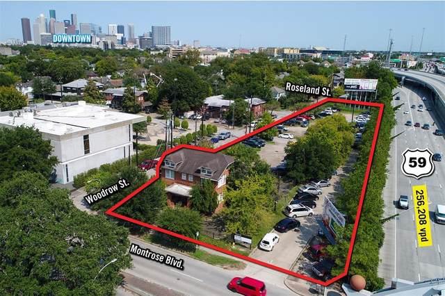 4503 Montrose Boulevard, Houston, TX 77006 (MLS #40939620) :: Michele Harmon Team