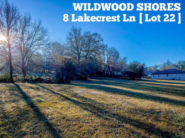 8 Lakecrest Lane, Huntsville, TX 77340 (MLS #40957658) :: The Queen Team