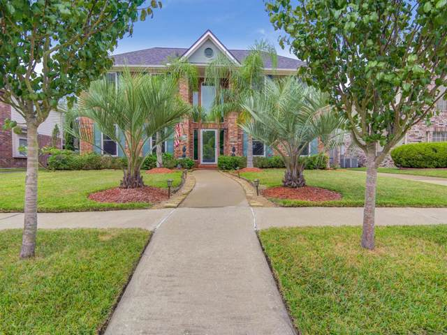 4013 Lakeway Drive, Seabrook, TX 77586 (MLS #40980304) :: The Sold By Valdez Team