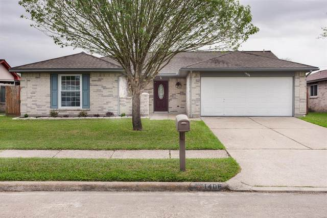 1406 Wilson Drive, Deer Park, TX 77536 (MLS #40989011) :: The Parodi Team at Realty Associates