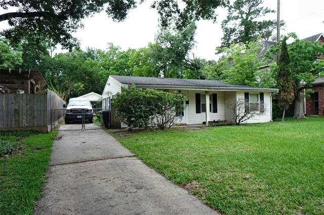 1411 Sue Barnett Drive, Houston, TX 77018 (MLS #40989530) :: Texas Home Shop Realty
