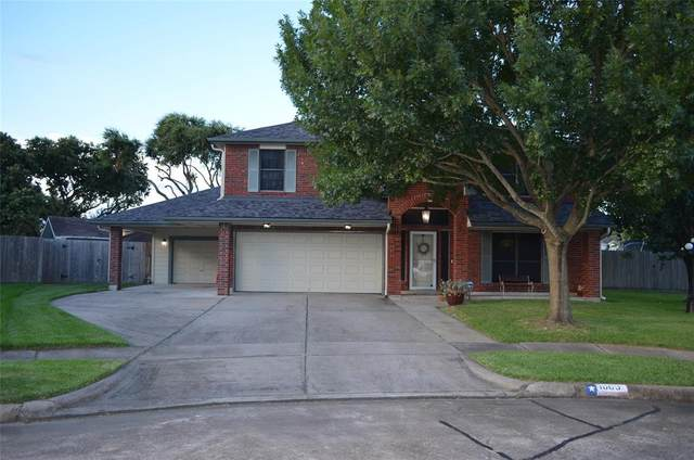 1609 Garden Park Drive, Deer Park, TX 77536 (MLS #41001475) :: The SOLD by George Team
