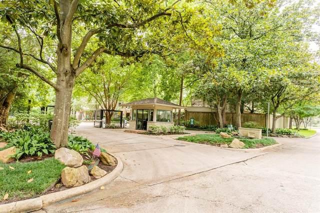 201 Vanderpool Ln Lane #137, Houston, TX 77024 (MLS #41002909) :: Lerner Realty Solutions