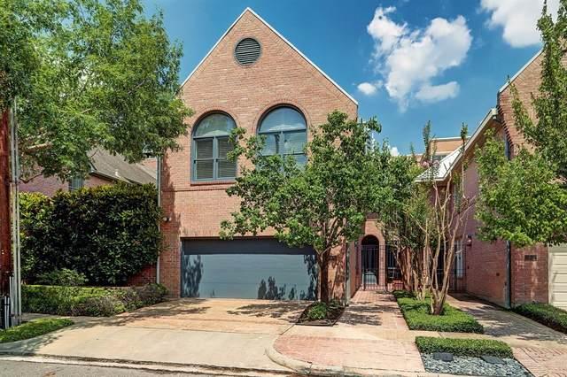 2803 Ferndale Street, Houston, TX 77098 (MLS #41004202) :: Lerner Realty Solutions