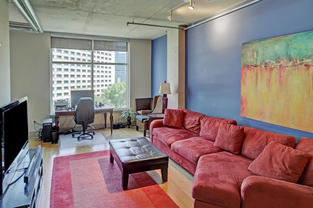 1901 Post Oak Boulevard #608, Houston, TX 77056 (MLS #41004622) :: Krueger Real Estate