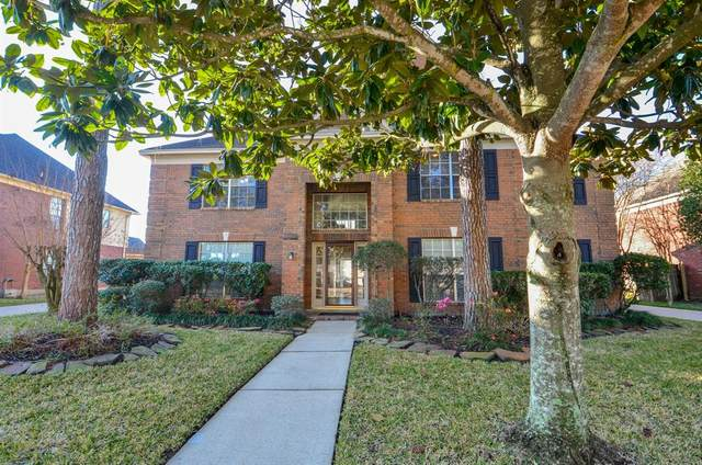 18607 Cherrytree Grove Drive, Houston, TX 77084 (MLS #41010754) :: The Jennifer Wauhob Team