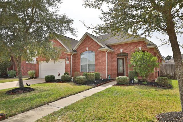 8518 Lemonmint Meadow Drive, Katy, TX 77494 (MLS #41011472) :: The SOLD by George Team