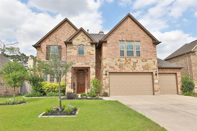 18730 Hardy Trace Drive, Tomball, TX 77377 (MLS #41023771) :: Green Residential