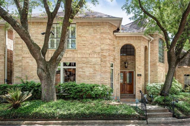 56 Bayou Pointe Drive, Houston, TX 77063 (MLS #41028375) :: Giorgi Real Estate Group