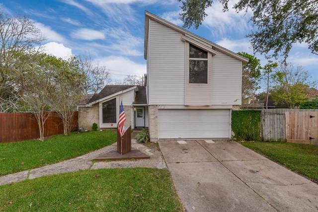 466 Redway Lane, Webster, TX 77598 (MLS #41030213) :: Texas Home Shop Realty