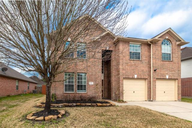 18715 Woodbreeze Drive, Humble, TX 77346 (MLS #4103455) :: The Bly Team