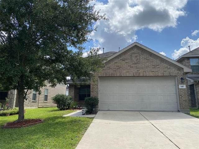 1410 Lansing Field Lane, Houston, TX 77073 (MLS #41036119) :: Texas Home Shop Realty
