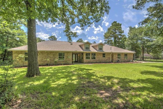 27922 Post Oak Run, Magnolia, TX 77355 (MLS #41045421) :: Caskey Realty