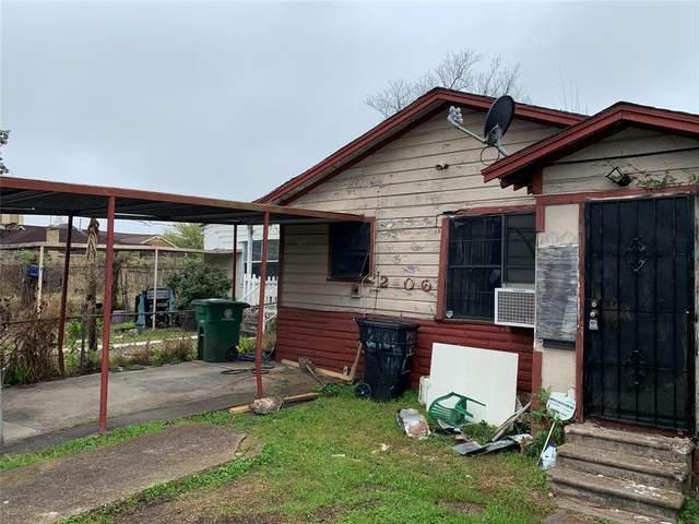 2406 Delano Street, Houston, TX 77004 (MLS #41048496) :: Guevara Backman