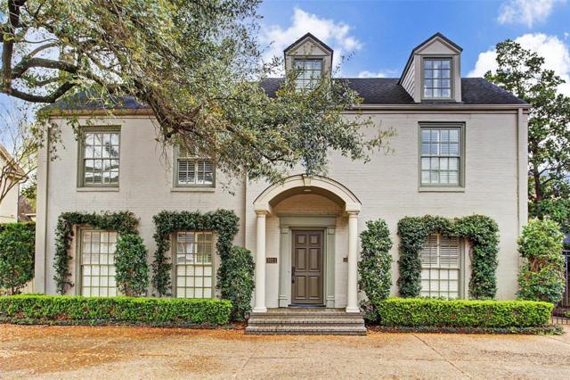3011 Locke Lane, Houston, TX 77019 (MLS #41051908) :: Giorgi Real Estate Group
