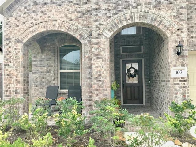107 Aberdeen Pines Court Court, Montgomery, TX 77316 (MLS #41066587) :: Krueger Real Estate