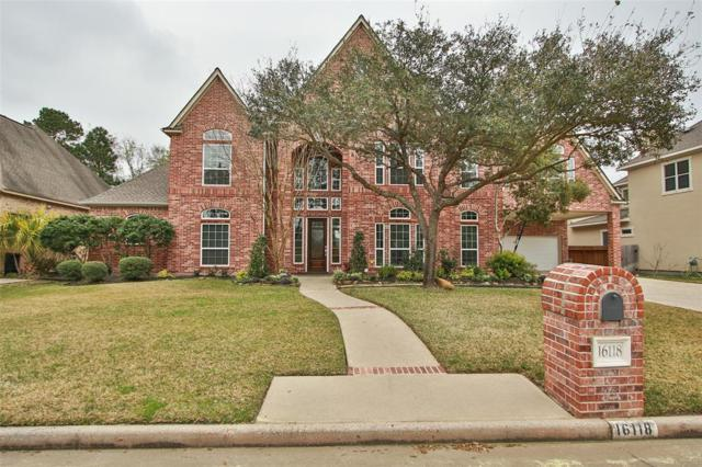 16118 Wimbledon Champions Drive, Spring, TX 77379 (MLS #41066850) :: Texas Home Shop Realty