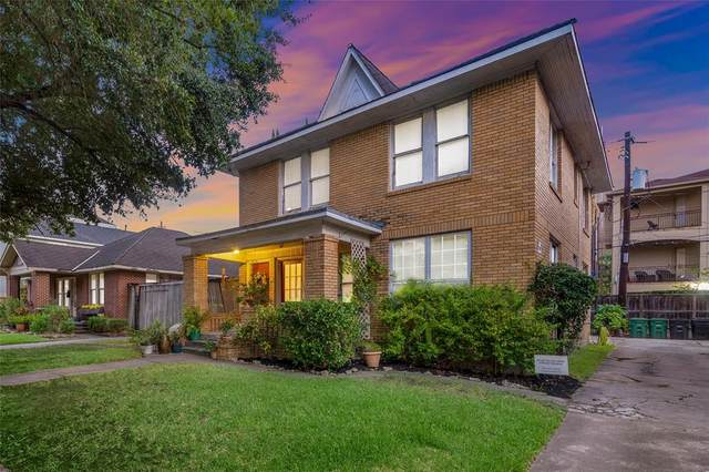 410 W Pierce Street, Houston, TX 77019 (MLS #41076121) :: Keller Williams Realty