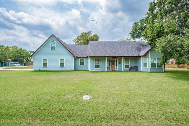 1518 Avenue G, Danbury, TX 77534 (MLS #41090639) :: Guevara Backman