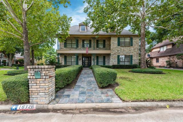 18326 Wilstone Drive Drive, Houston, TX 77084 (MLS #41092685) :: Texas Home Shop Realty