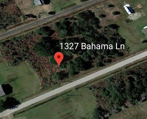 1327 Bahama Lane, Port Bolivar, TX 77650 (MLS #41093395) :: Texas Home Shop Realty
