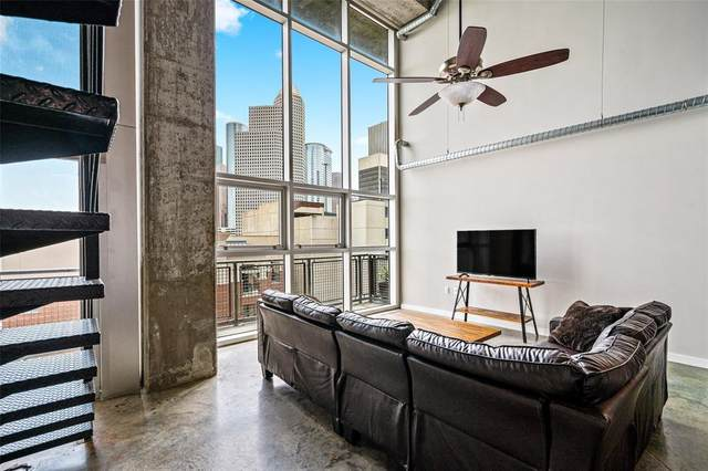2000 Bagby Street #7414, Houston, TX 77002 (MLS #41097299) :: The SOLD by George Team