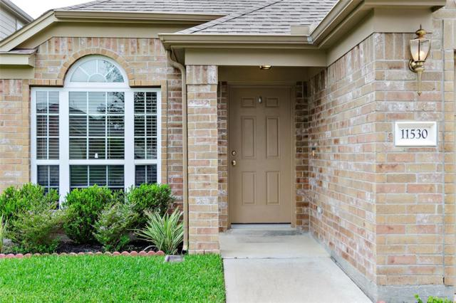 11530 Dahlia Dale Drive, Tomball, TX 77375 (MLS #4111278) :: The Heyl Group at Keller Williams