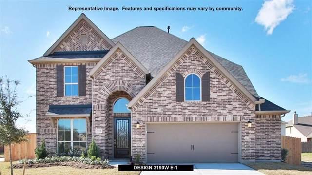 3720 Bonham Hills Lane, Pearland, TX 77584 (MLS #4111359) :: Phyllis Foster Real Estate