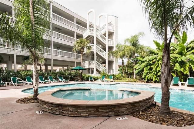 6102 Seawall Boulevard #136, Galveston, TX 77551 (MLS #41114478) :: My BCS Home Real Estate Group