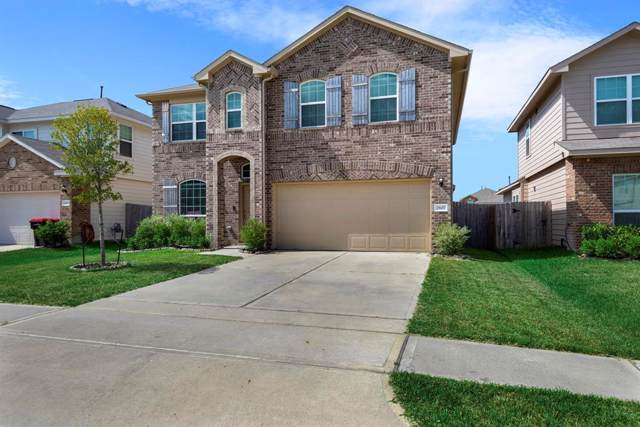 2607 Diving Duck Court, Humble, TX 77396 (MLS #41124018) :: NewHomePrograms.com LLC